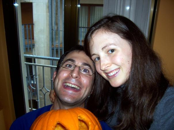 Kaley Mario Pumpkin