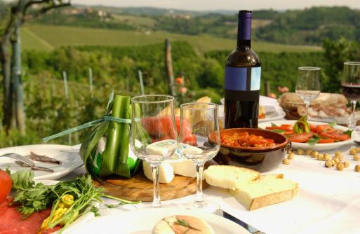 Mediterranean Lunch Spain