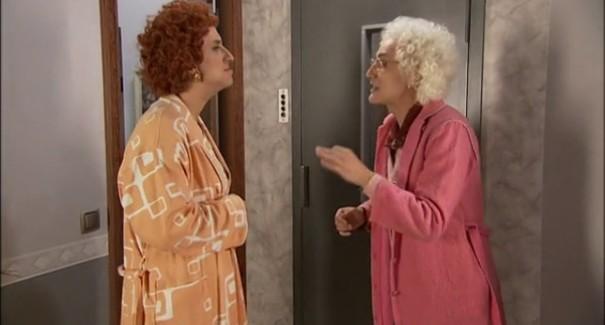 Old Women Spain