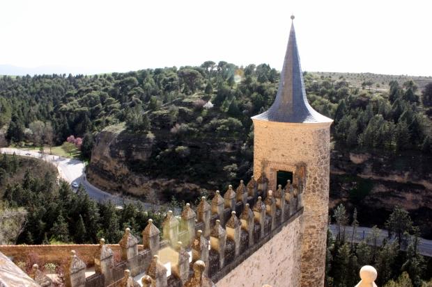 Segovia Castle / Castillo de Segovia