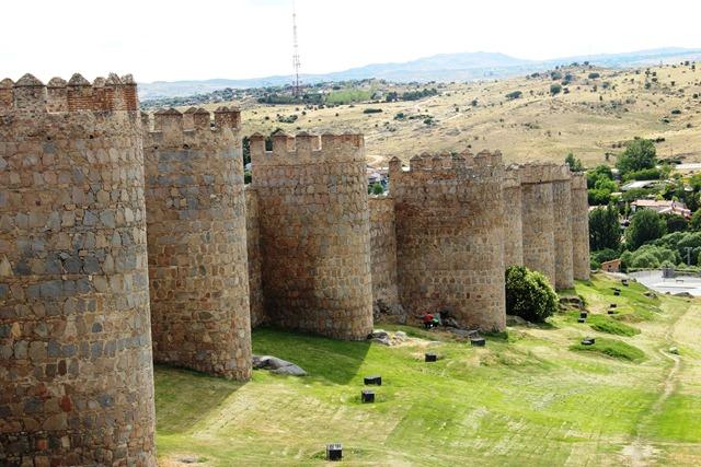 Ávila Wall8