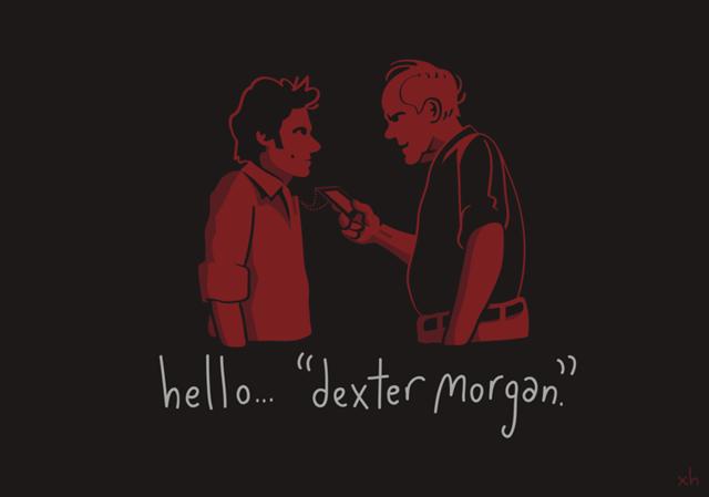 Hello____Dexter_Morgan____by_haydxn