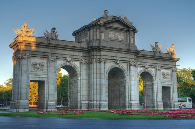 Puerta de Alcalá (HDR)