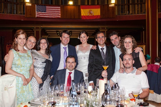 Spanish American Wedding