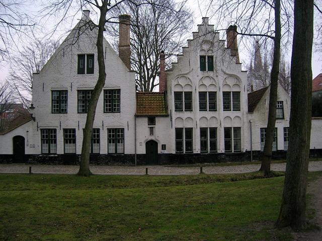 Begijnhof Béguinage 2011