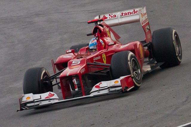 Fernando Alonso 2012 Grand Prix