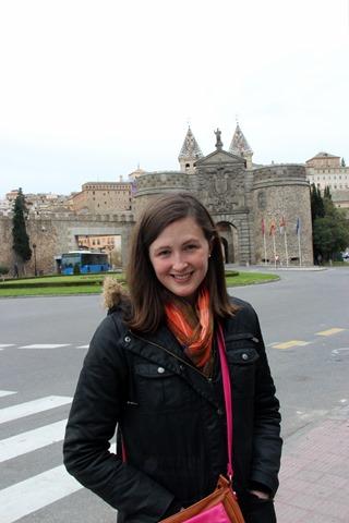 Toledo entrance / Entrando en Toledo