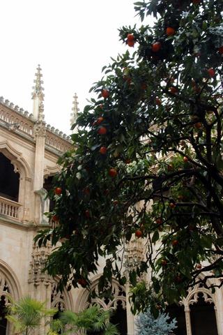 San Juan de los Reyes Musem Toledo / Museo de San Juan de los Reyes Toledo