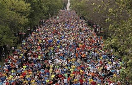 Madrid Marathon 2013