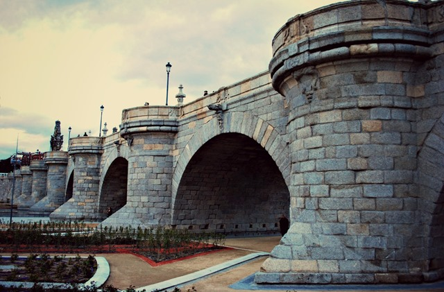 Puente de Toledo Madrid