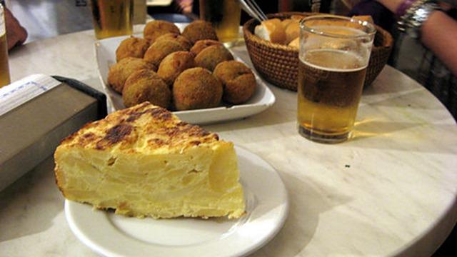 Caña   tortilla