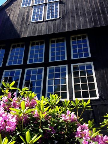 Flowers Begijnhof Amsterdam