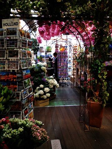Bloemenmarkt Amsterdam Flower Market