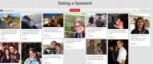 Dating a Spaniard Pinterest Kaley Y Mucho Más