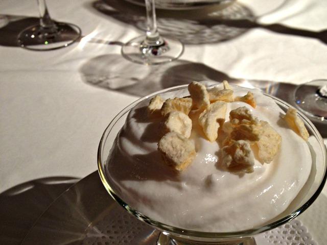 Teatro Real Restaurant Dessert