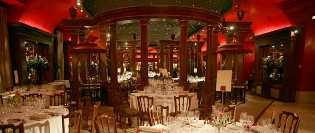 Teatro Real Restaurant Madrid