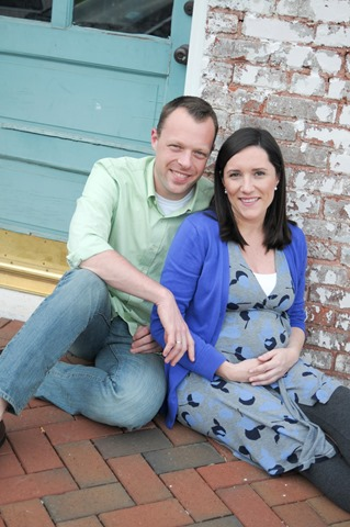 Alicia y Ryan SC abril 2013 embarazo
