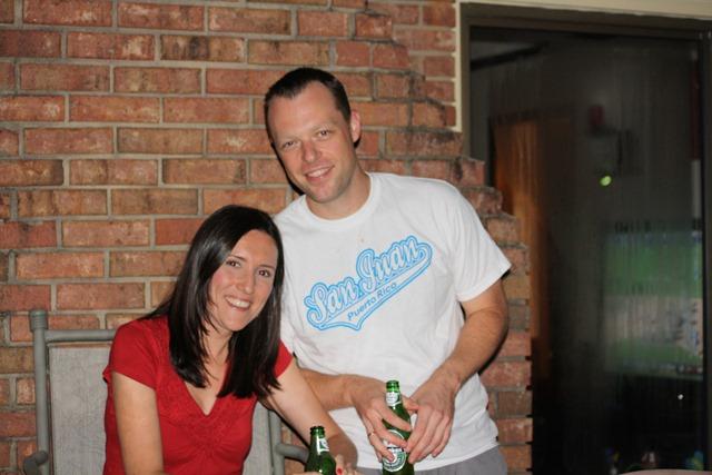 Alicia y Ryan verano SC 2012