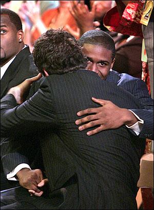 Man Hug