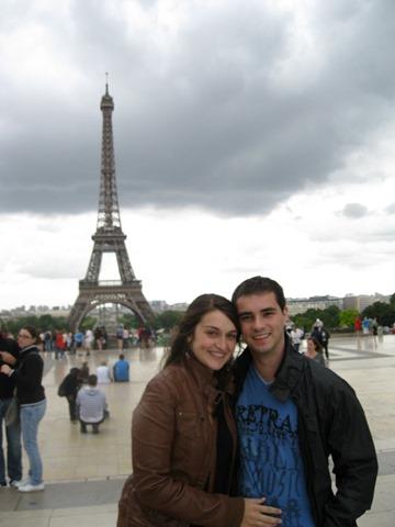 Lauren Adrián Eiffel Tower