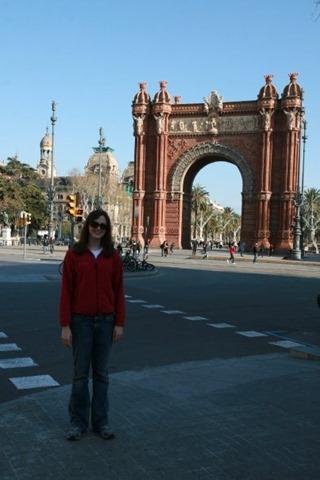 American Barcelona Arc de Triomf