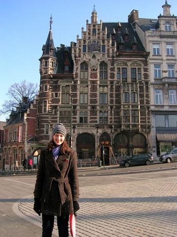 American Woman Brussels