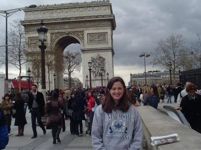 American Paris Arc de Triomphe