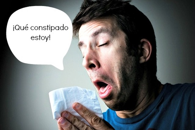 Estar Constipado False Friend