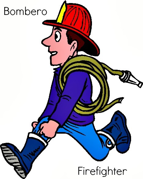 Fireman Bombero