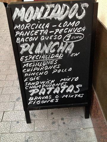 Café Bar Merlú Zamora