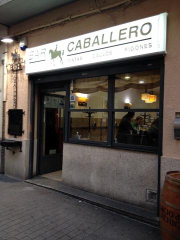 Bar Caballero Zamora