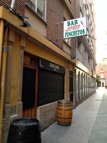 Bar Lobo Zamora
