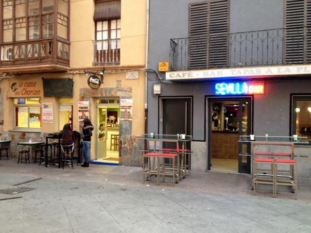 Bar Sevilla Zamora