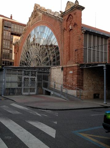 Mercado de Abastos Zamora