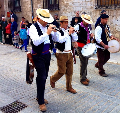 Music Fiesta Vendimia Toro