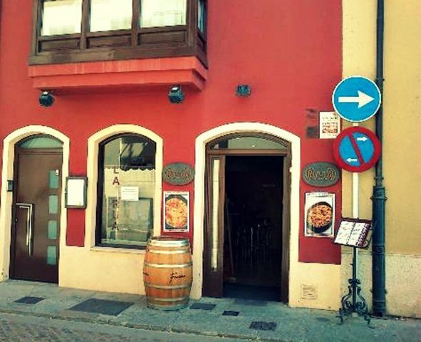 Restaurante La Rúa Zamora