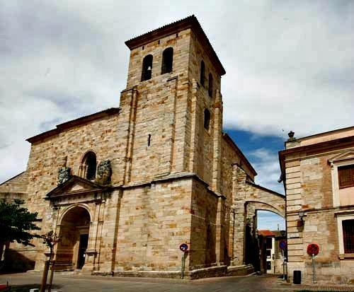 San Ildefonso Zamora