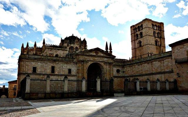 Zamora Cathedral Catedral de Zamora