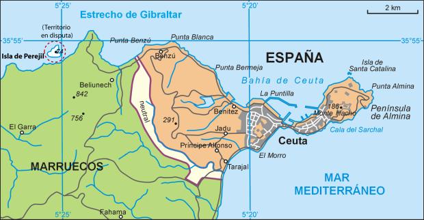 Ceuta España