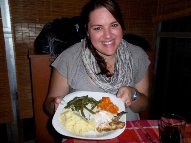 Chelsea Alventosa Meat Eater Former Vegetarian Spain