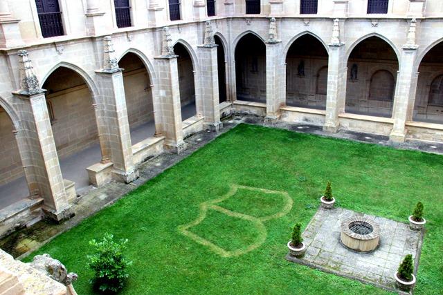 Monasterio Yuso San Millán de la Cogolla