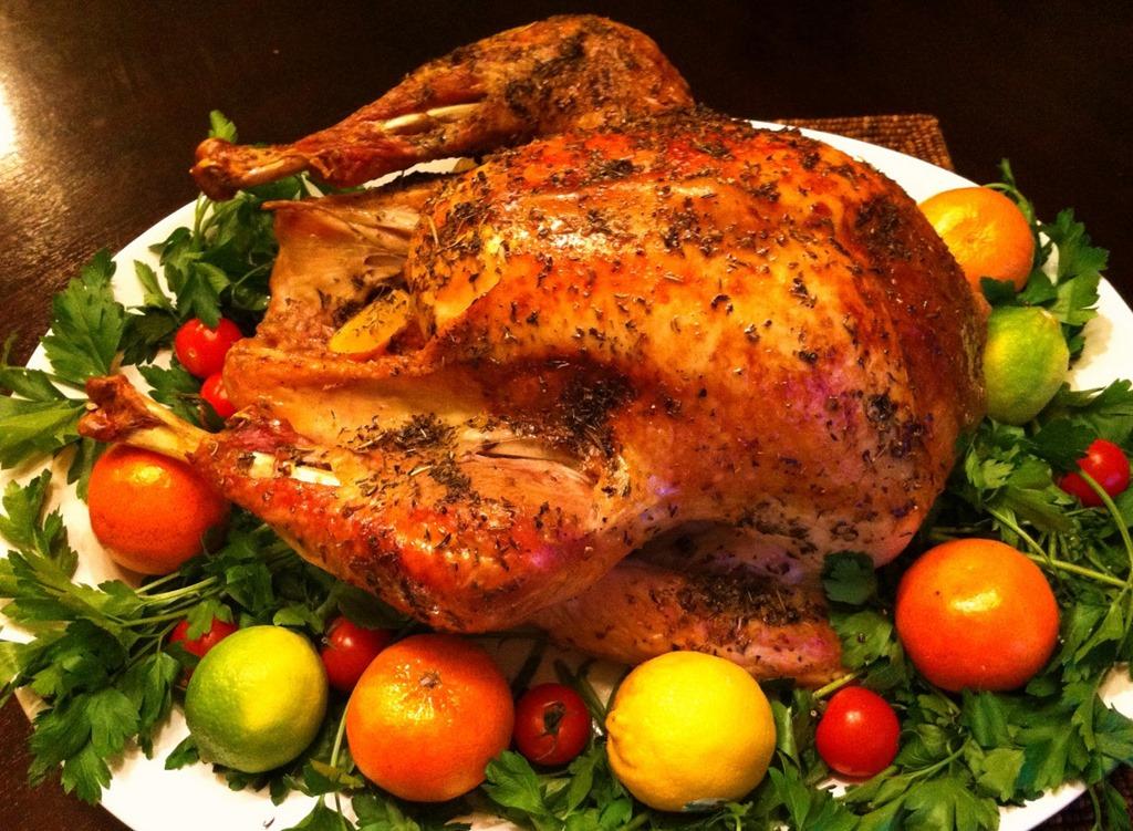 Spanish christmas foods kaley ms roasted turkey christmas forumfinder Images