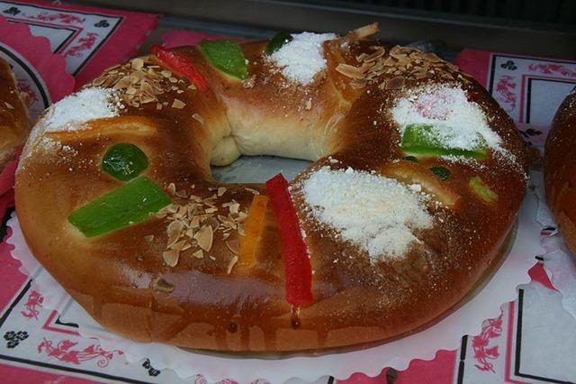 Roscón de Reyes Spain