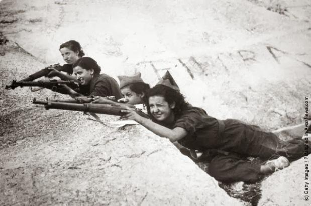 Spanish Civil War (1)