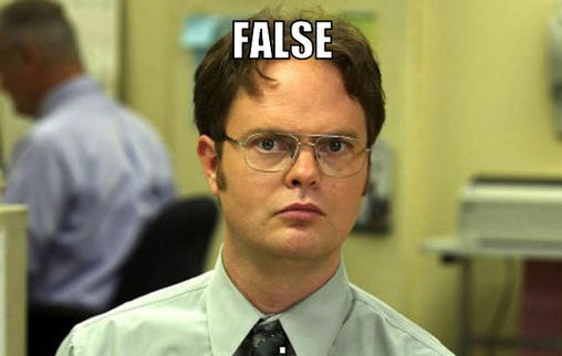 false-dwight-schrute-facts