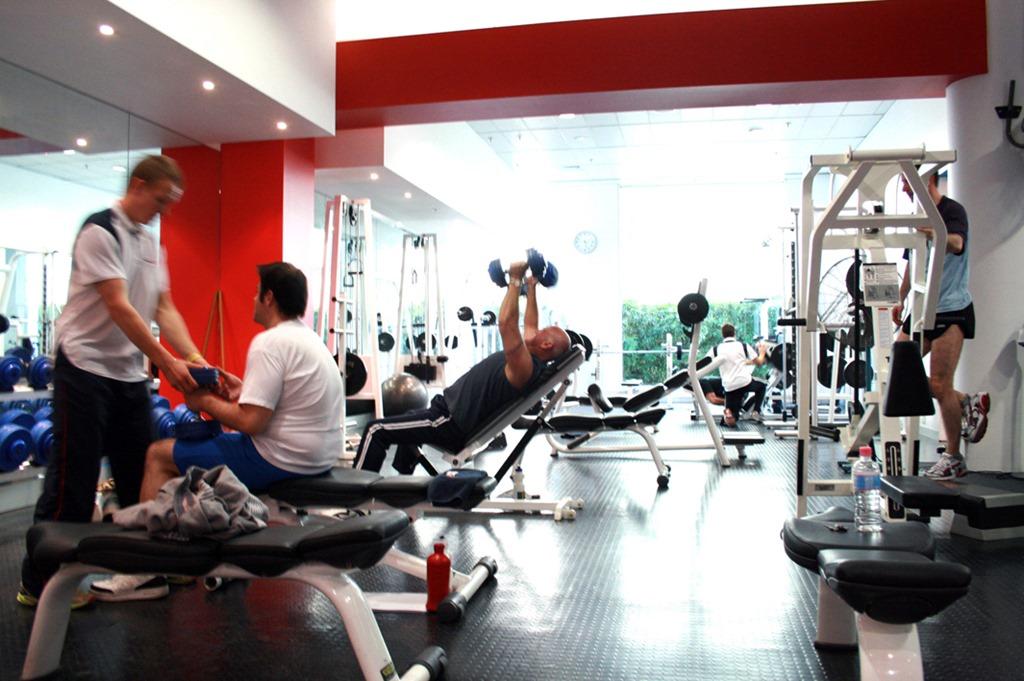 Gym Spain