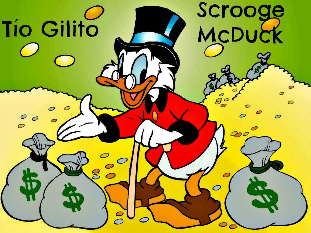 Scrooge McDuck Tio Gilito
