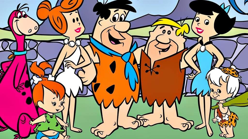 The Flintstones Los Picapiedra