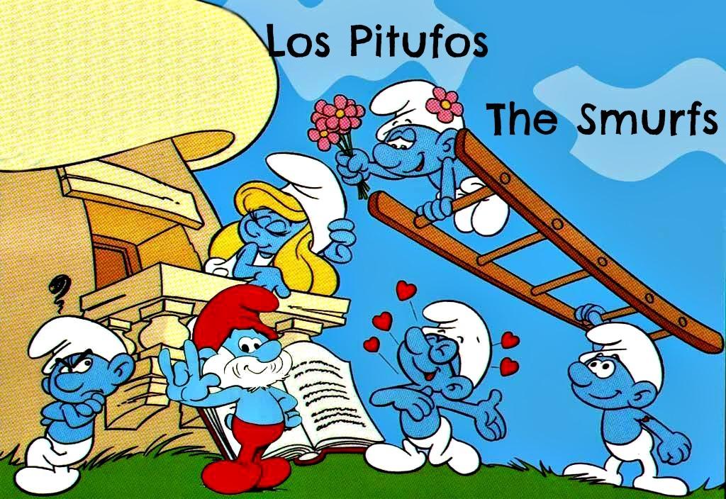 The Smurfs Los Pitufos