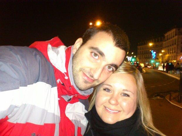 American dating Spaniard